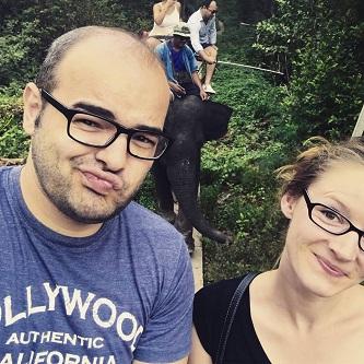Thomas & Anna