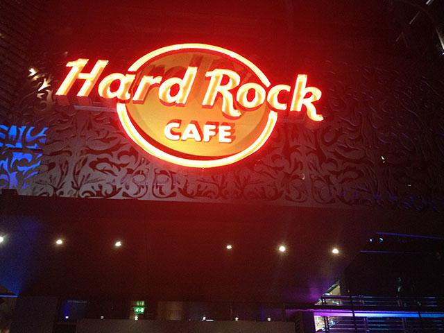Hard Rock Café in Dubai Festival City