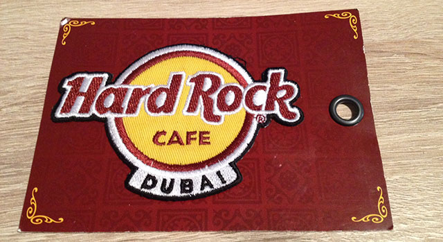 Hard Rock Café Patch Dubai