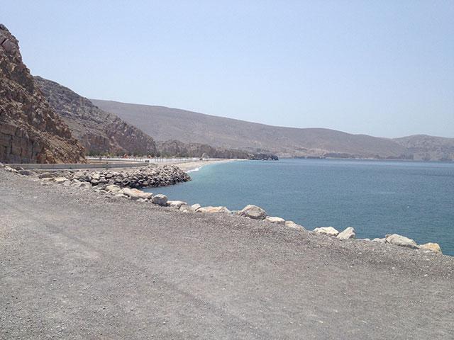 Küste Oman