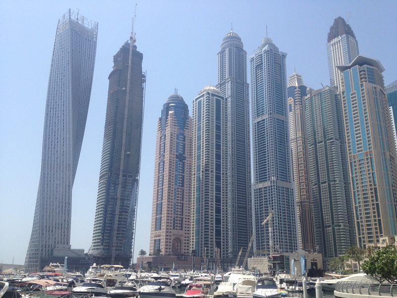 Hotels in Dubai Marina