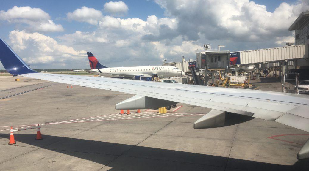 Delta Airline Flug