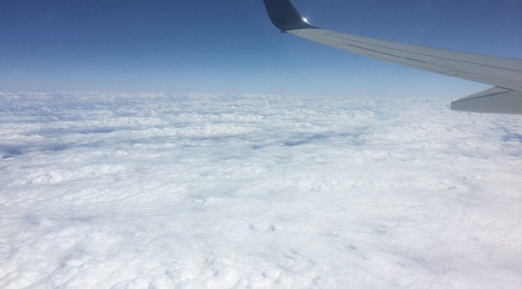 Langstreckenflug