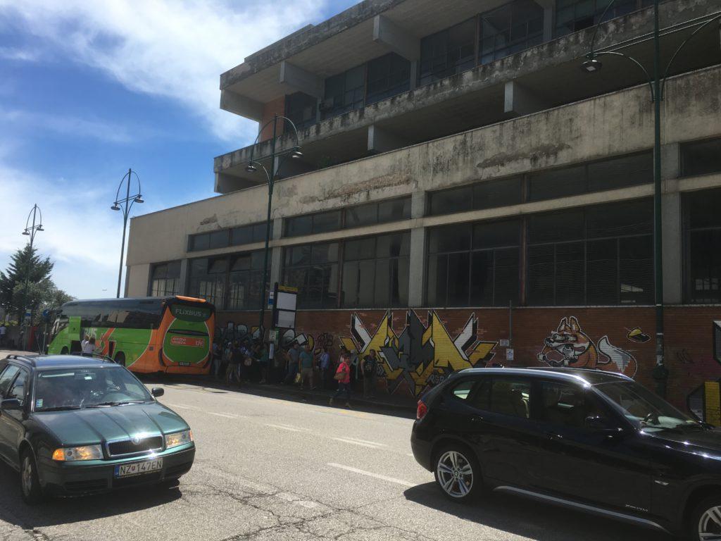 Bahnhof Mestre