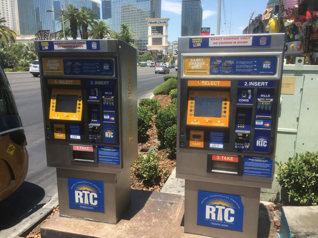 RTC Ticketautomat
