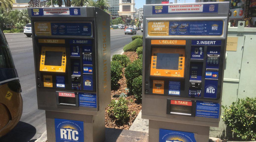 RTC Ticketautomat