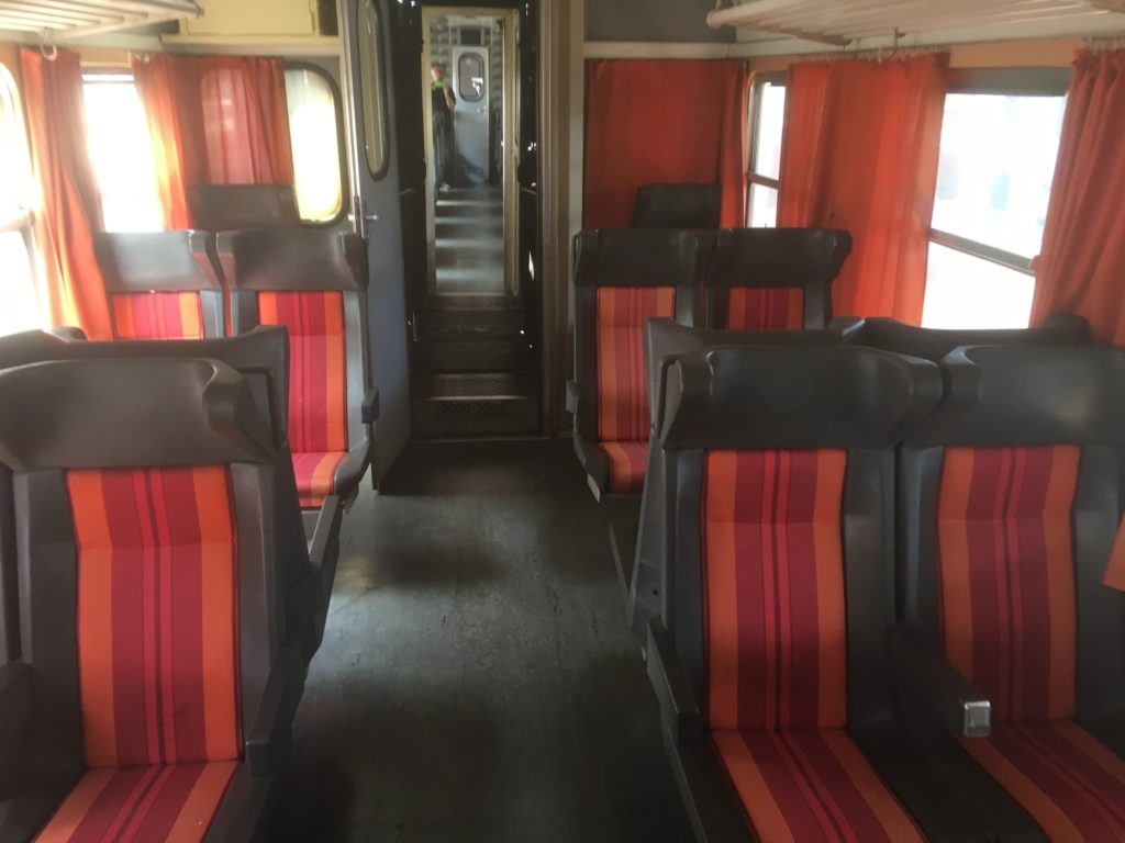 Freie Sitzplatzwahl nach Venedig