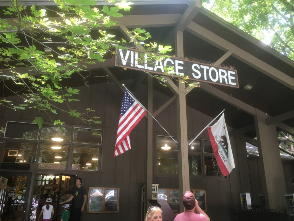 Village Store - Yosemite National Park