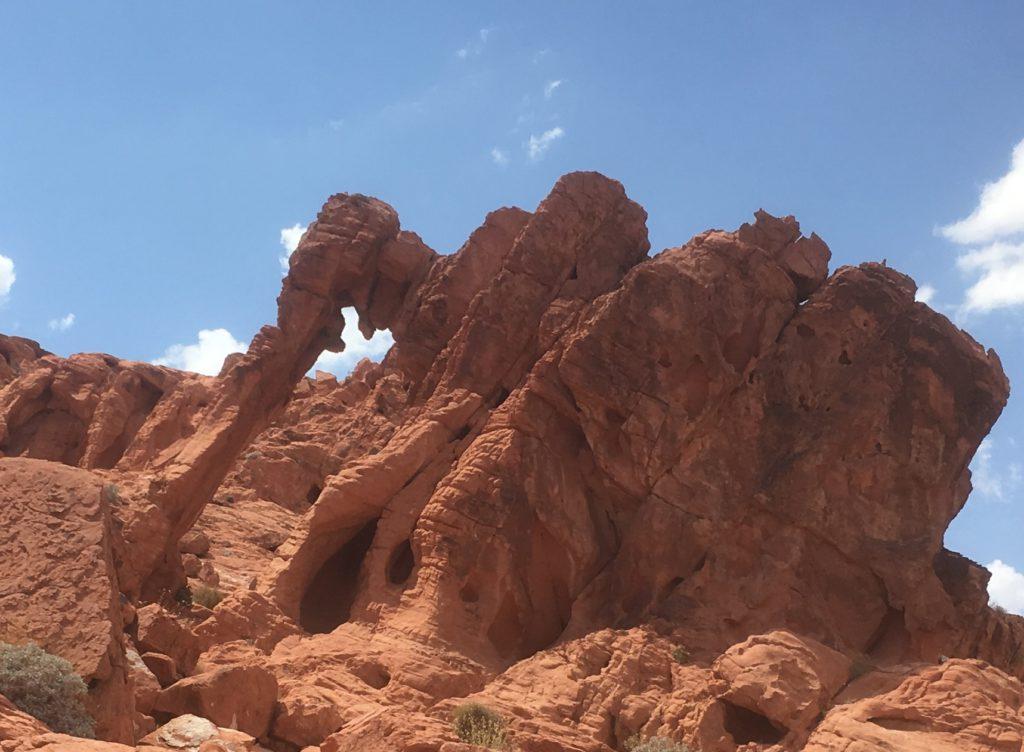 Elephant Rock - Valley of Fire