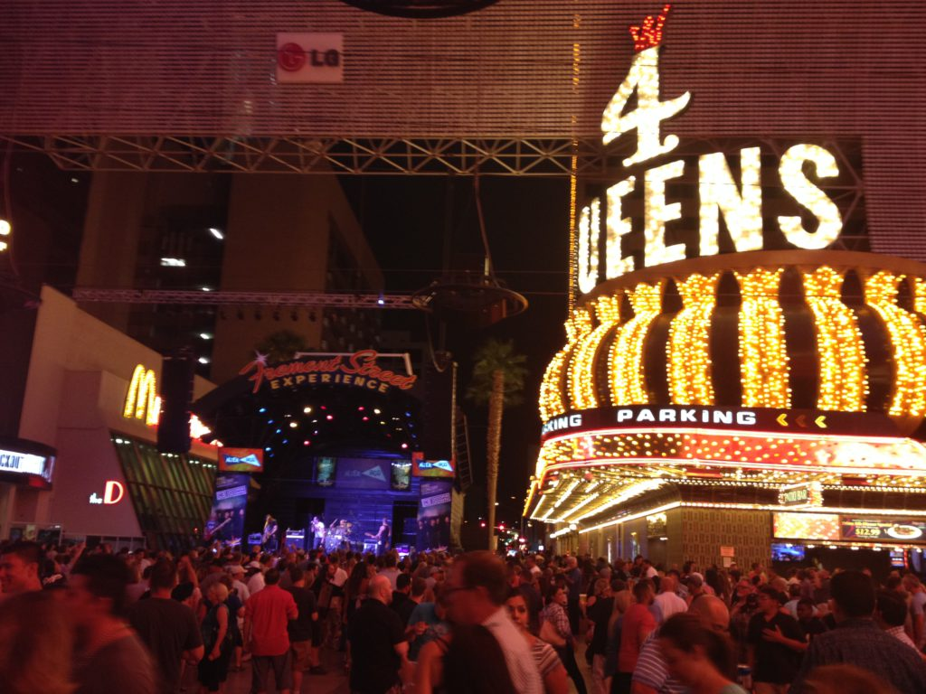Four Queens Hotel & Casino - Fremont Street Experience