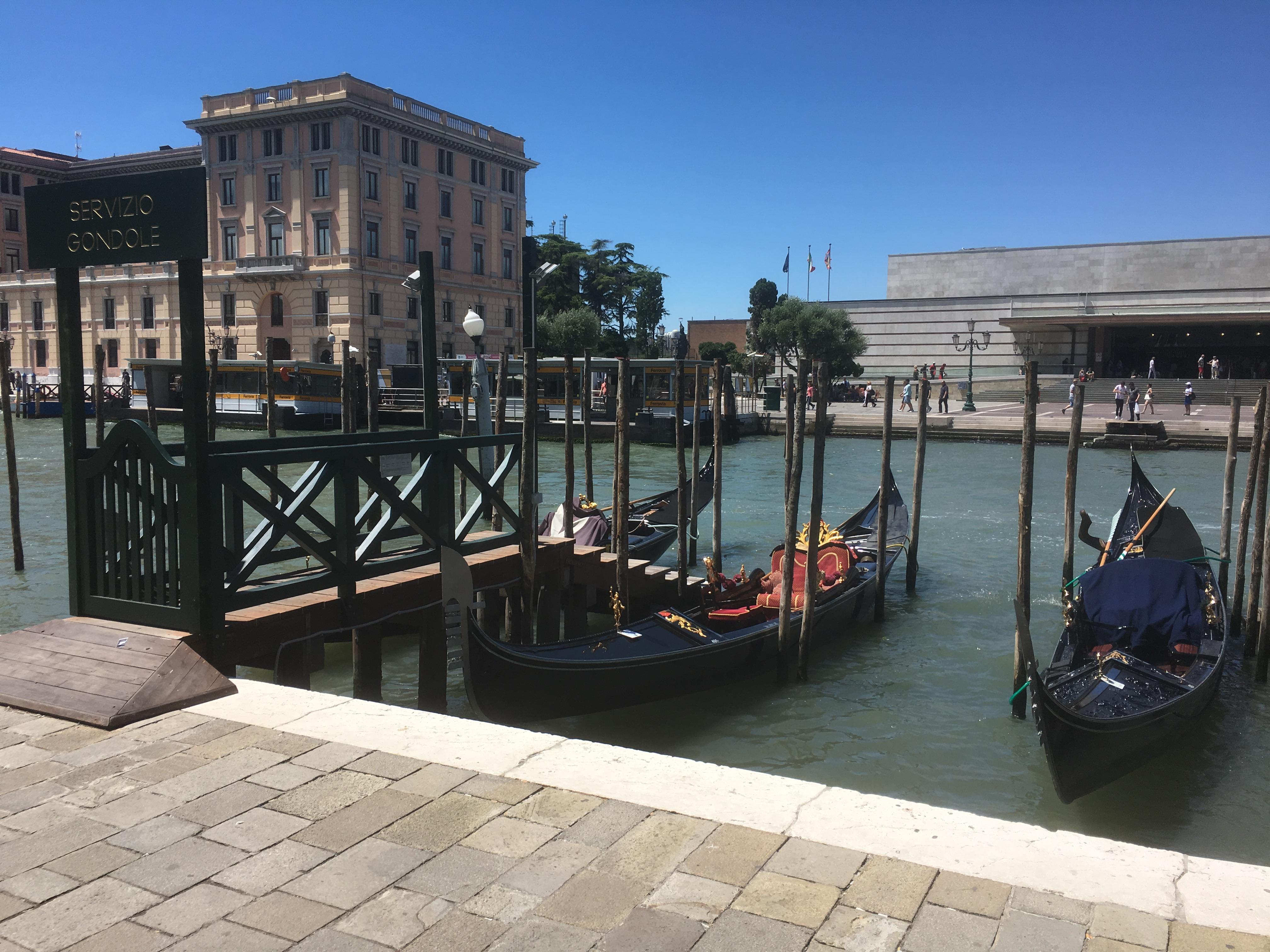 Gondel Venedig