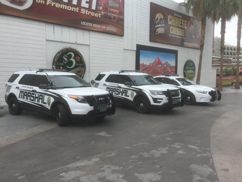 Polizei in den USA