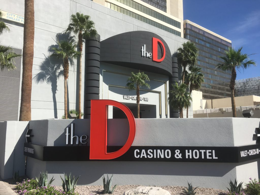 The D Hotel & Casino - Fremont Street Experience