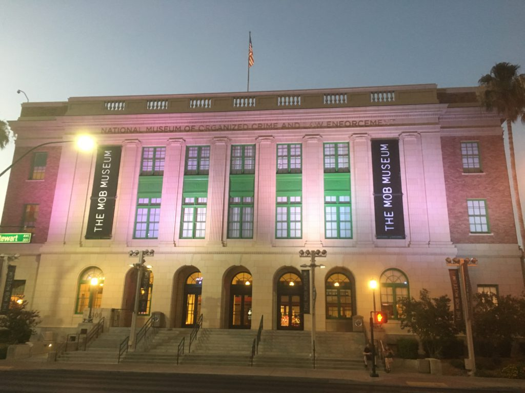 The Mob Museum
