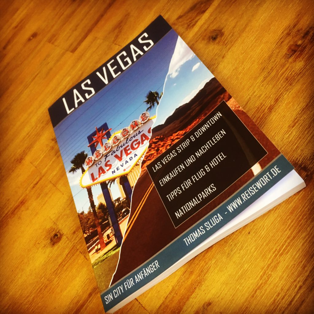 Buch - Las Vegas Reiseführer