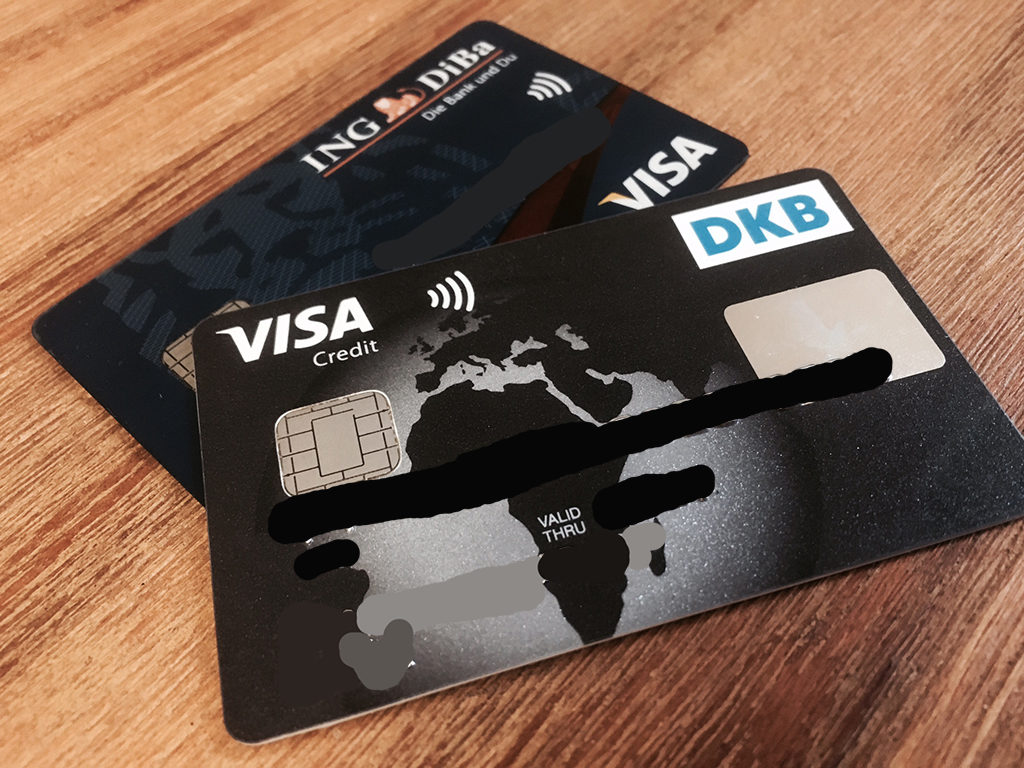 Gratis Kreditkarte USA