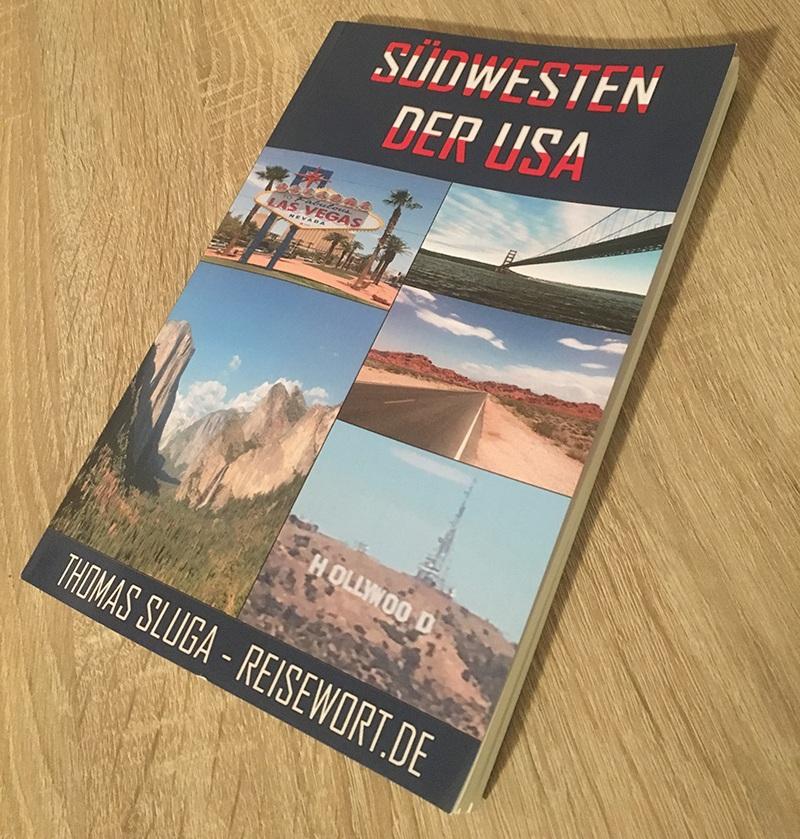 Reiseführer - Südwesten der USA