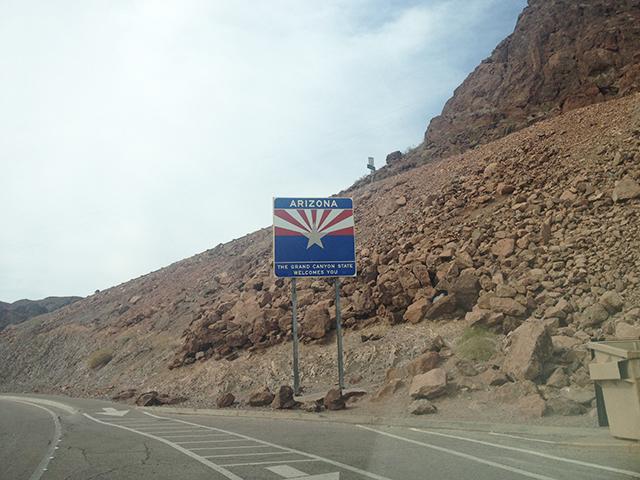 Bundesstaat Arizona