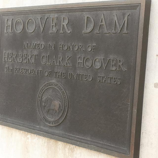 Hoover Dam Touren