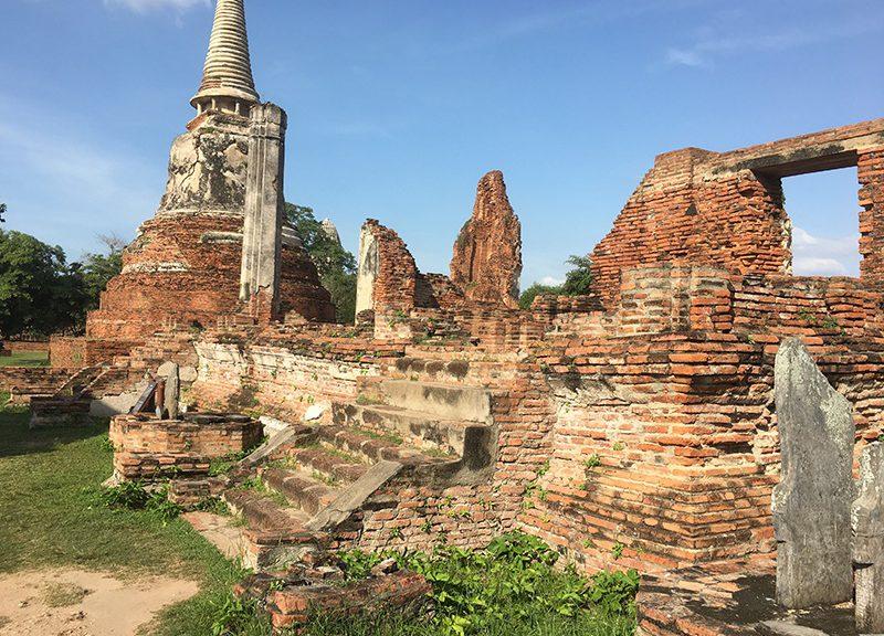 Ayutthaya Tempel