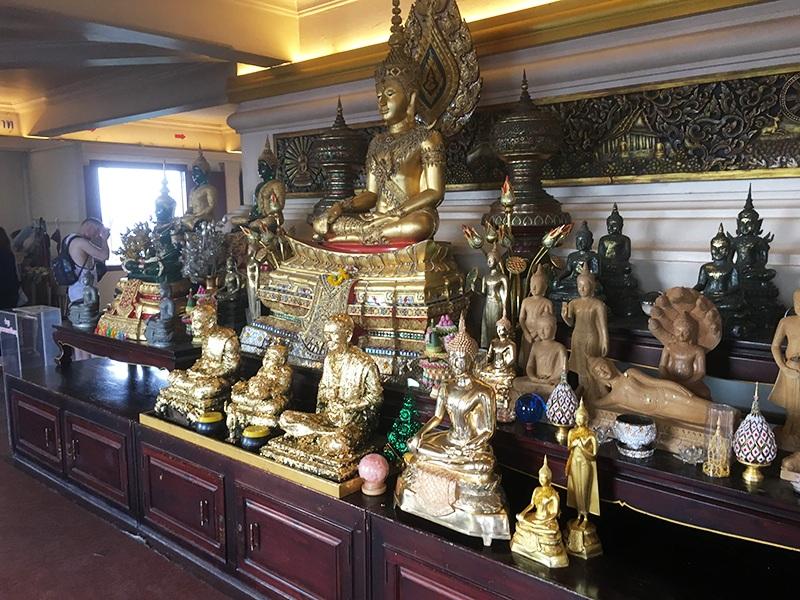 Wat Saket Tempel