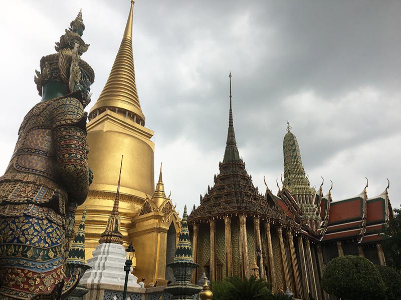Wat Phra Khaeo in Bangkok