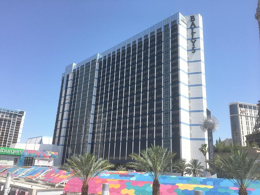 Ballys Hotel und Casino Las Vegas