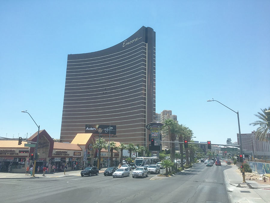 Welches Hotel In Las Vegas