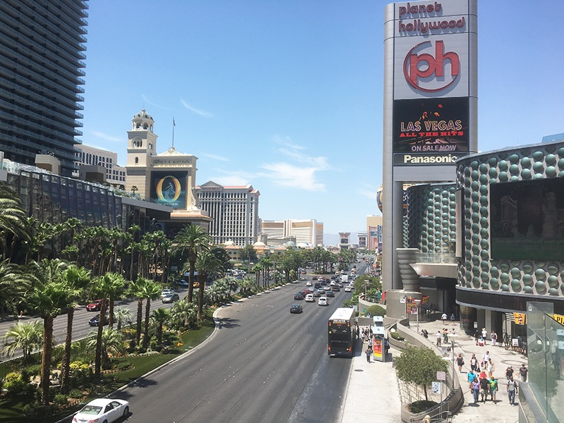Hotels Am Strip Las Vegas