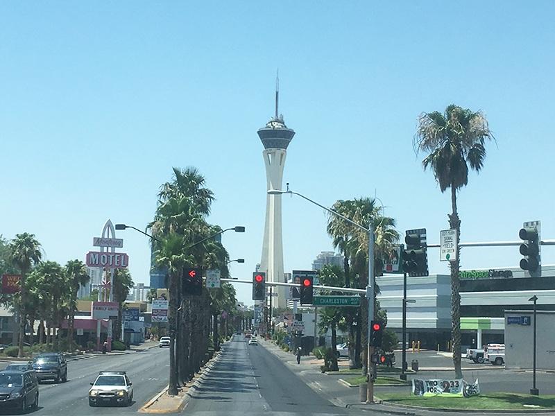 Stratosphere Tower - Las Vegas