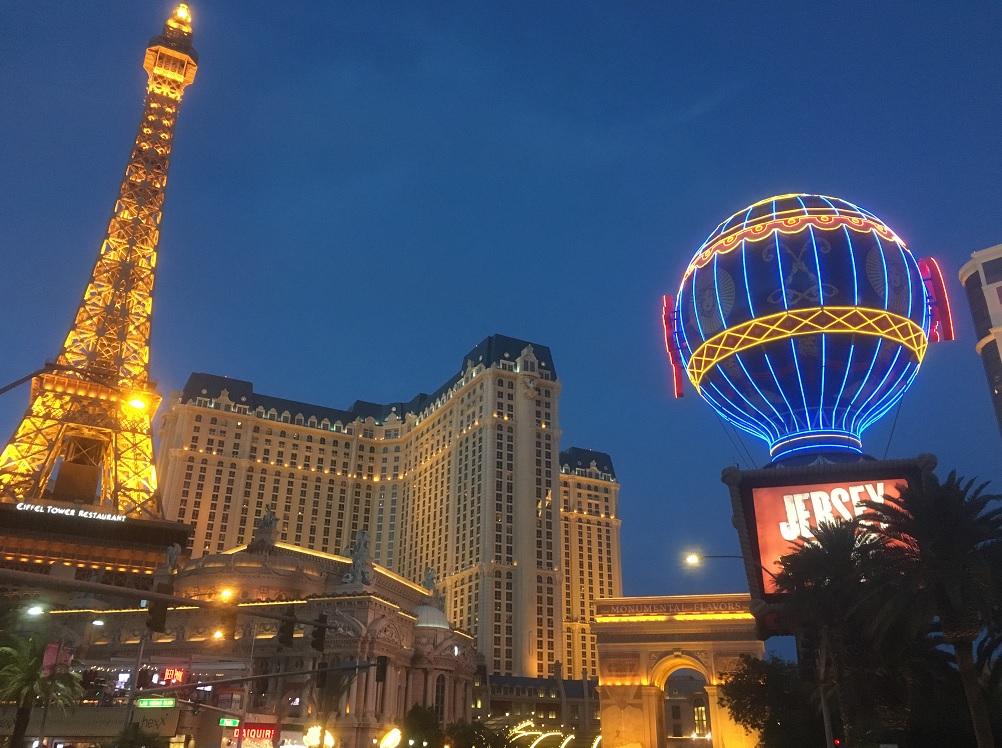Zeitunterschied Las Vegas