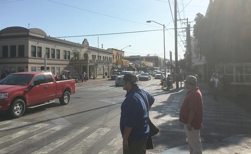 Tijuana Innenstadt