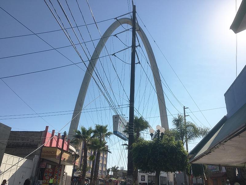 Tijuana Stadtzentrum