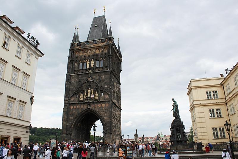 Altstädter Turm in Prag