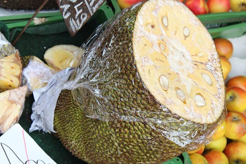 Durian - Die Stinkfrucht