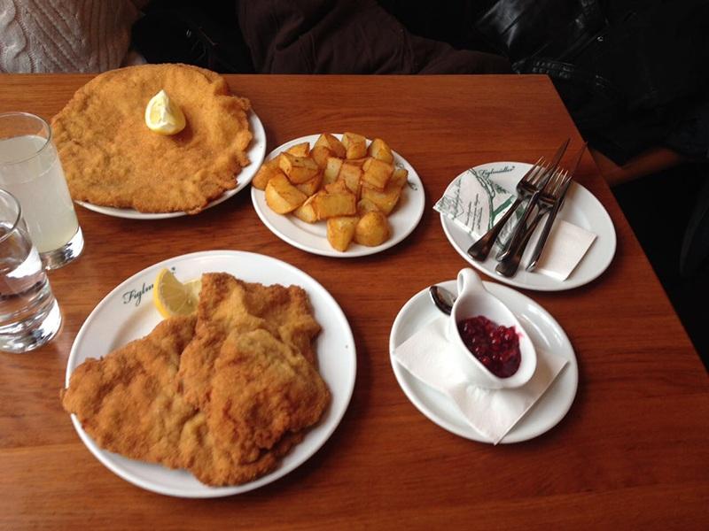 Figlmüller Wien - Wiener Schnitzel