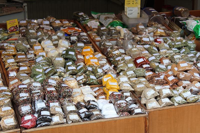 Gewürze - Wiener Naschmarkt