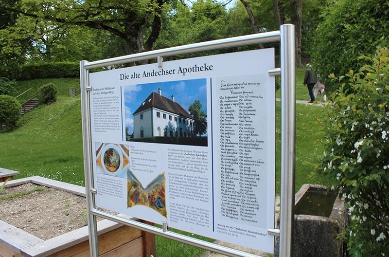 Kloster Andechs Apotheke
