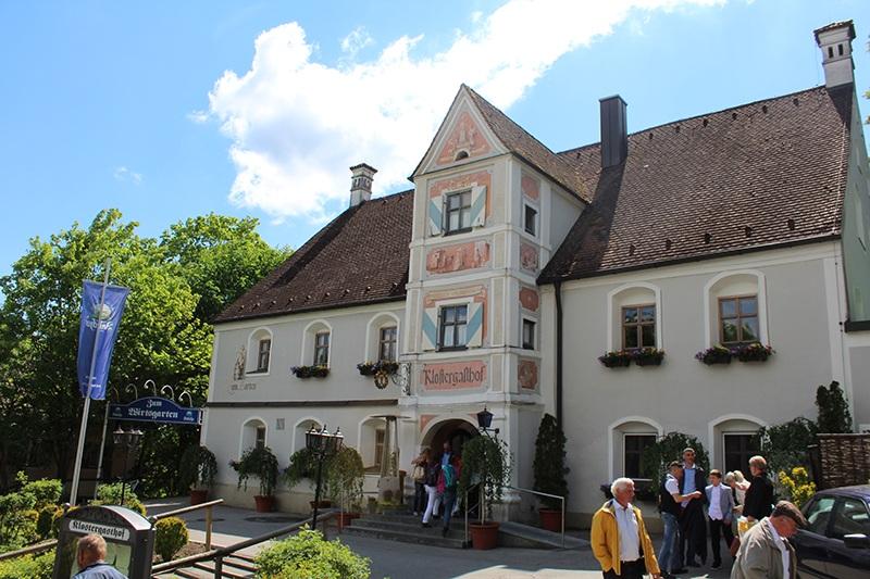 Klostergasthof - Kloster Andechs