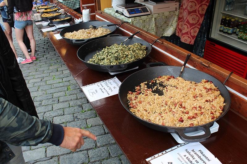 Prag - Street Food