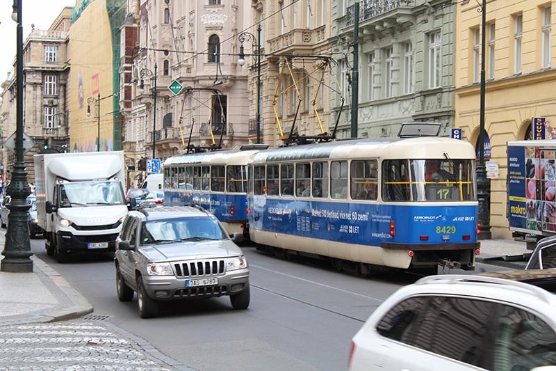 Die Prager Tram