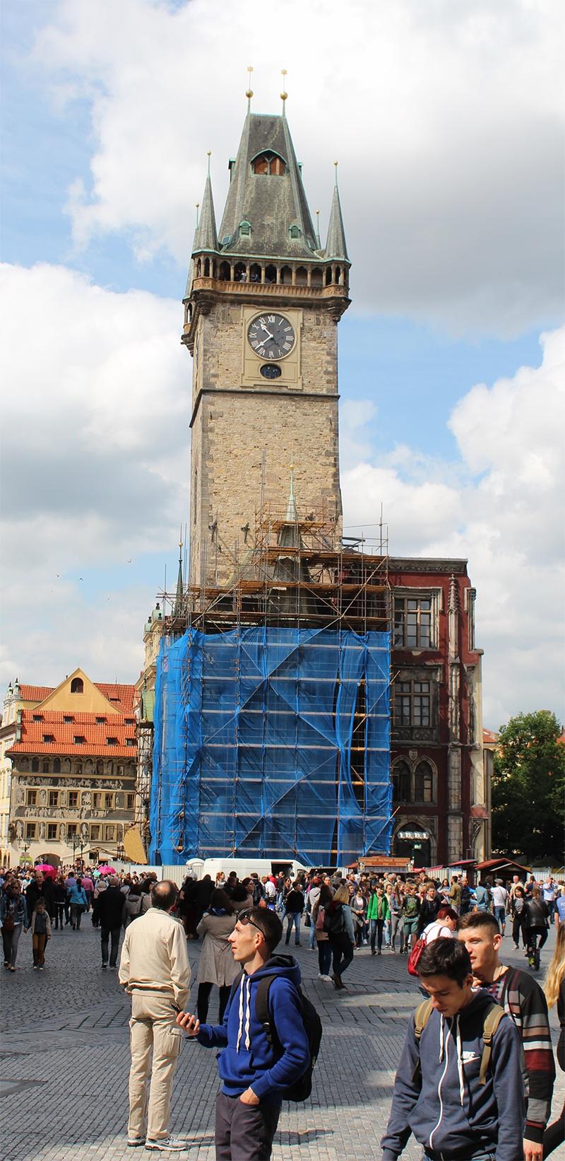 Rathaus - Altstädterring Prag