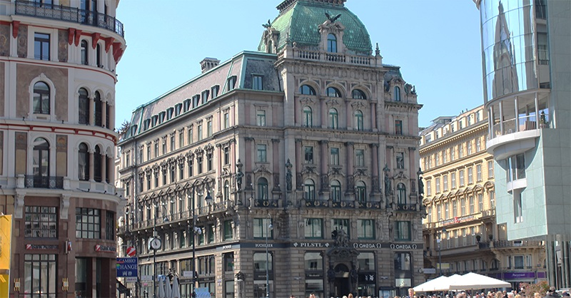 Wien - Erster Eindruck