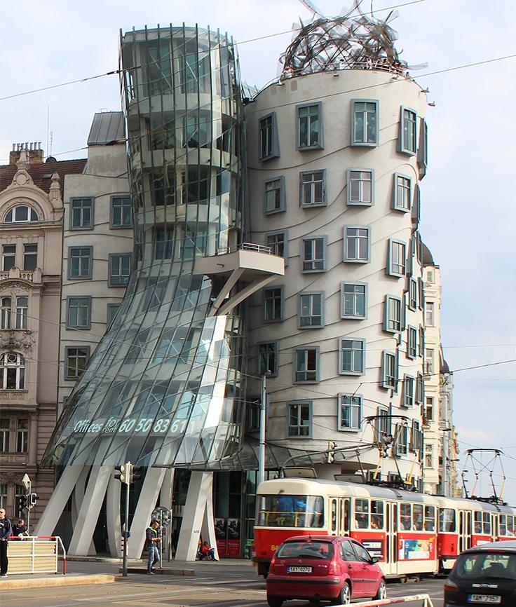 Prag - Tanzendes Haus