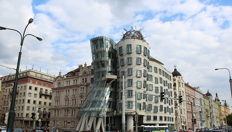 Prague - Dancing House