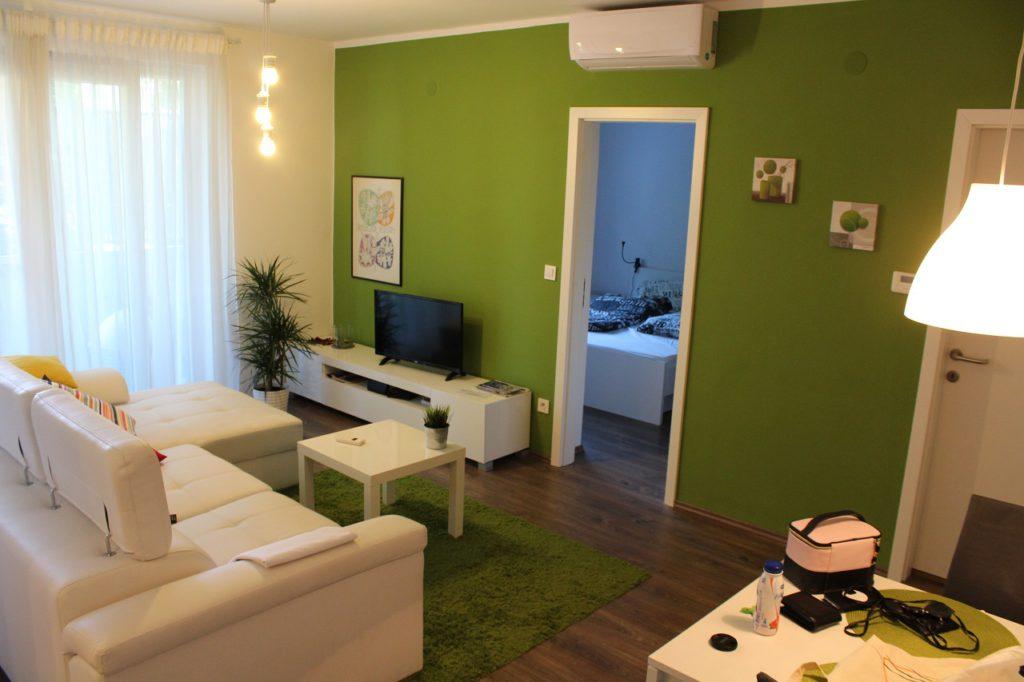Airbnb in Zagreb