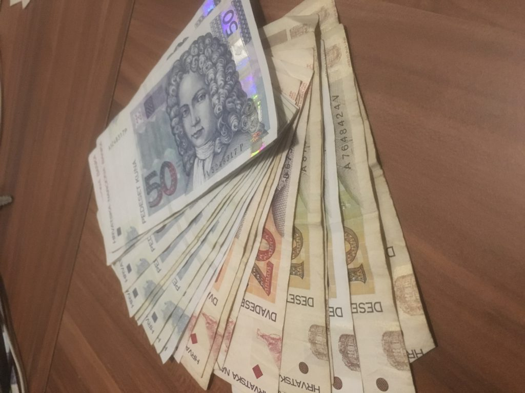 Kroatien Geld wechseln