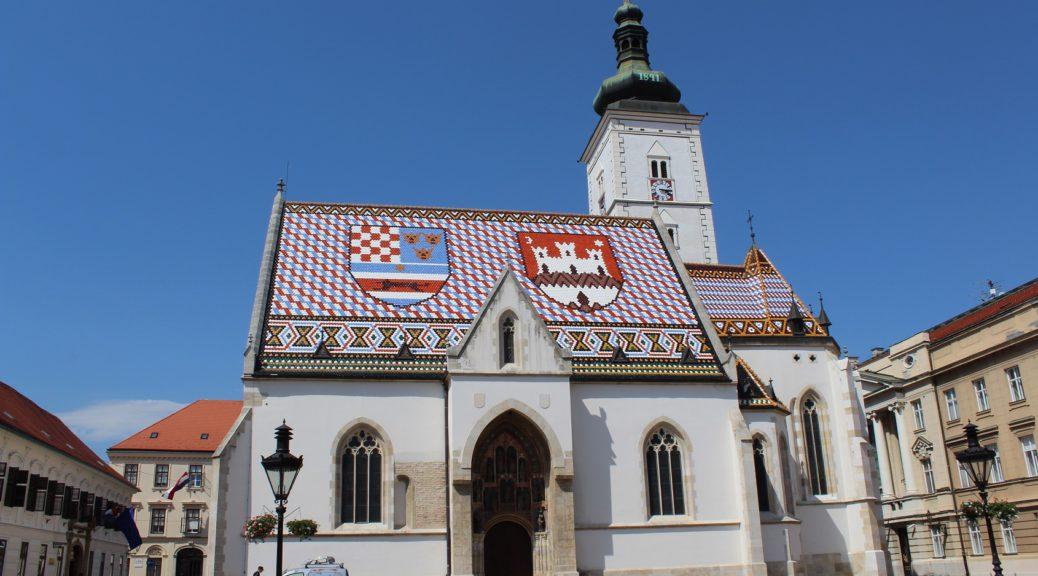 St. Markus Kirche in Zagreb