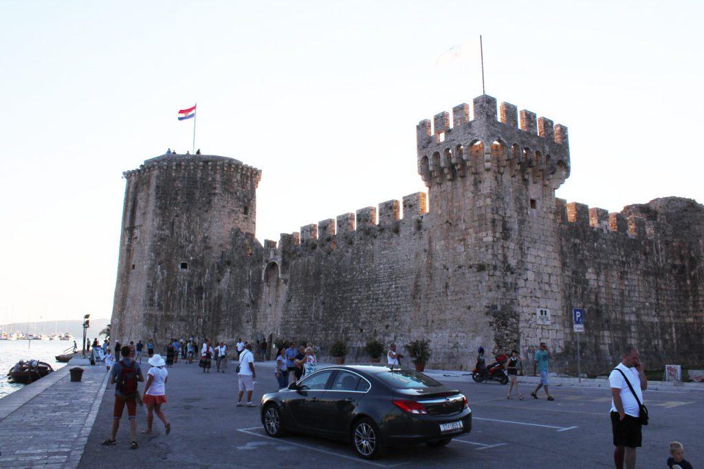 Festung Kastell Kamerlengo