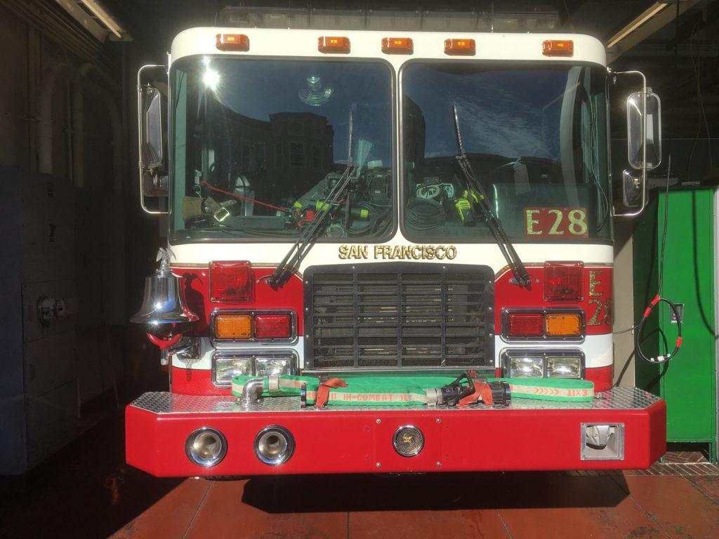 Feuerwehr in den USA
